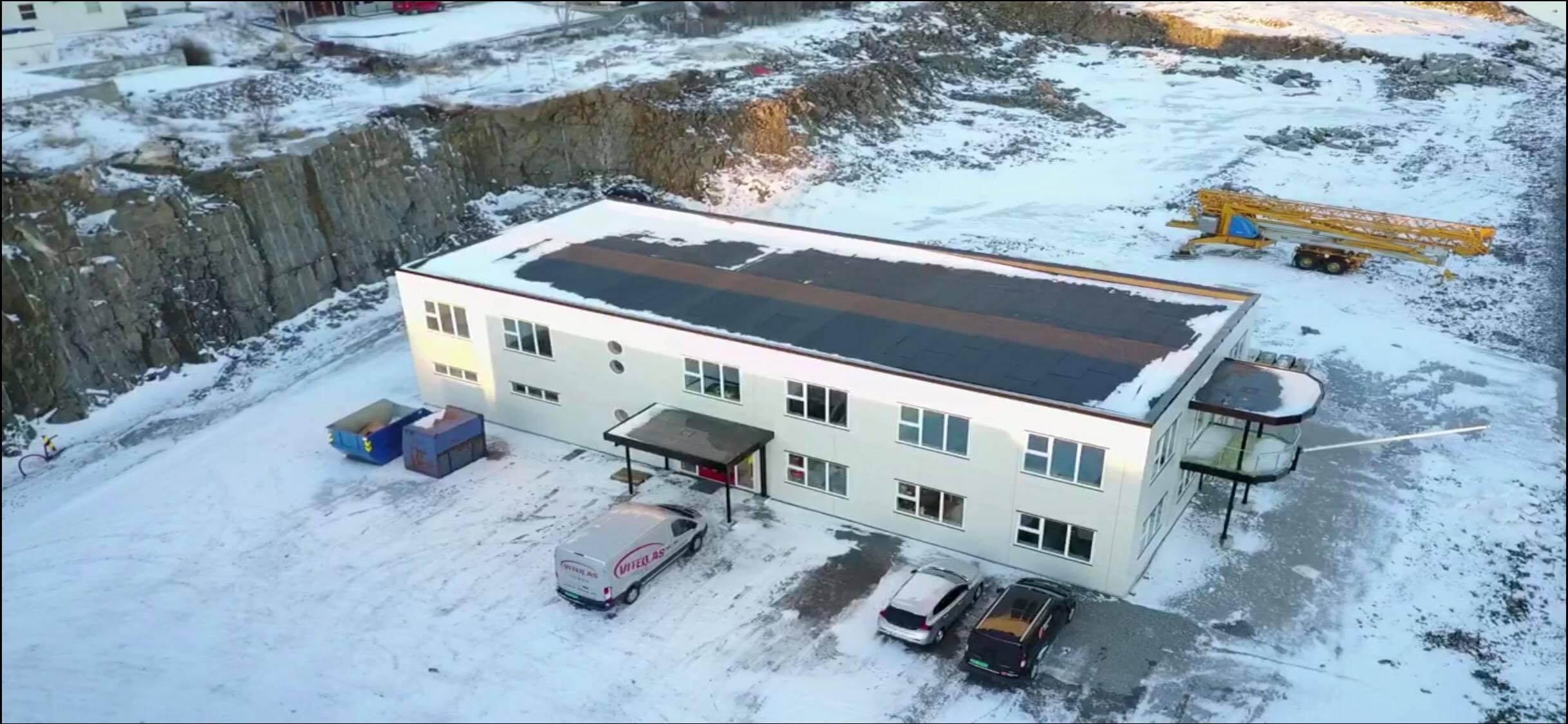 Butikk-/kontor Rørvik