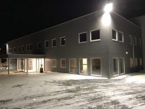 Kontor-/lager Sømna Vekst