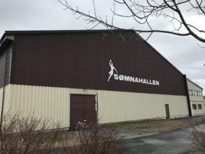 Rehabilitering tak Sømna Idrettshall